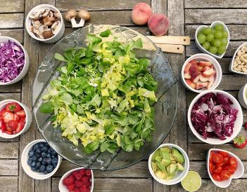 Depuración con verduras eco