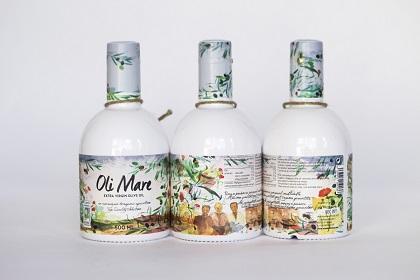 Aceite de Oliva Virgen Extra Ecológico «Oli Mare»