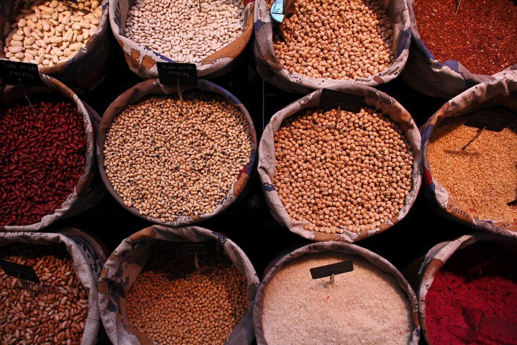 Productos a granel