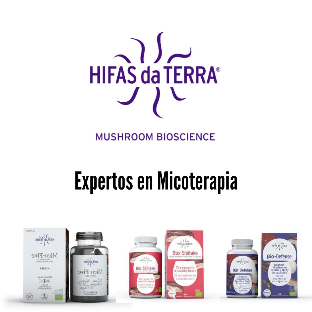 HIFAS DA TERRA. EXPERTOS EN MICOTERAPIA