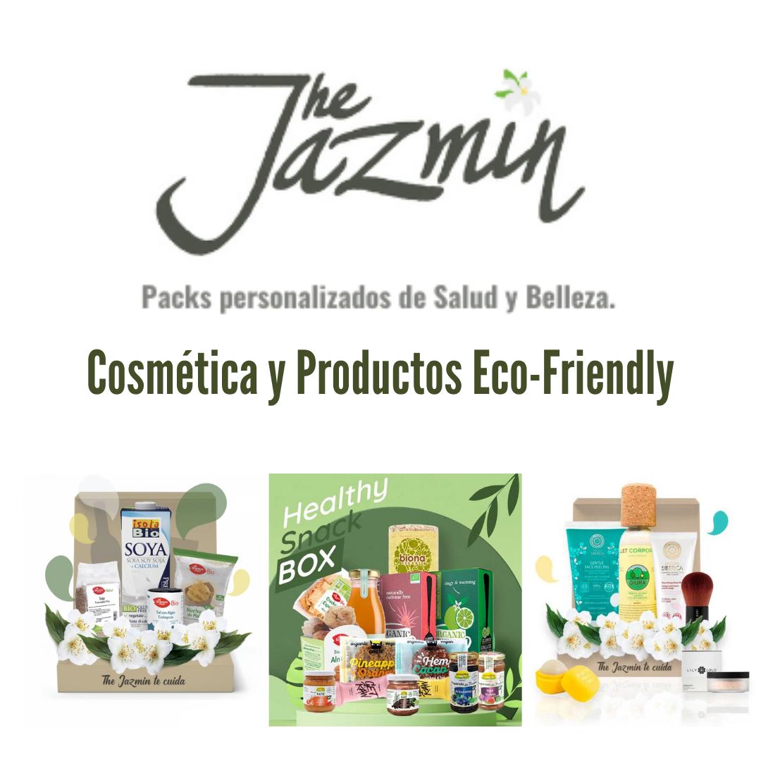 THE JAZMIN. TIENDA ONLINE DE COSMÉTICA PRODUCTOS ECO-FRIENDLY