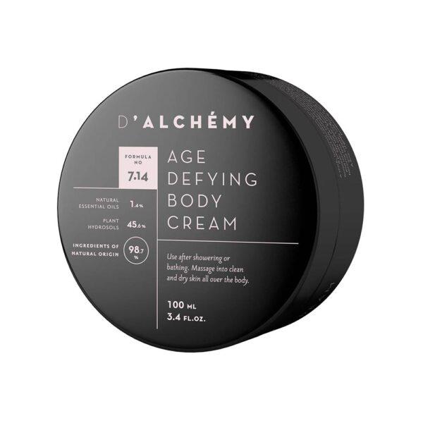 Crema corporal antienvejecimiento D'Alchemy