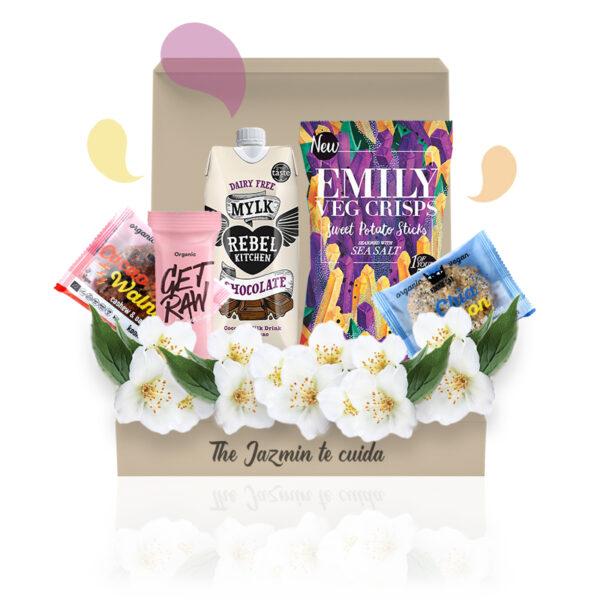 thejazmin healthy snack box 1