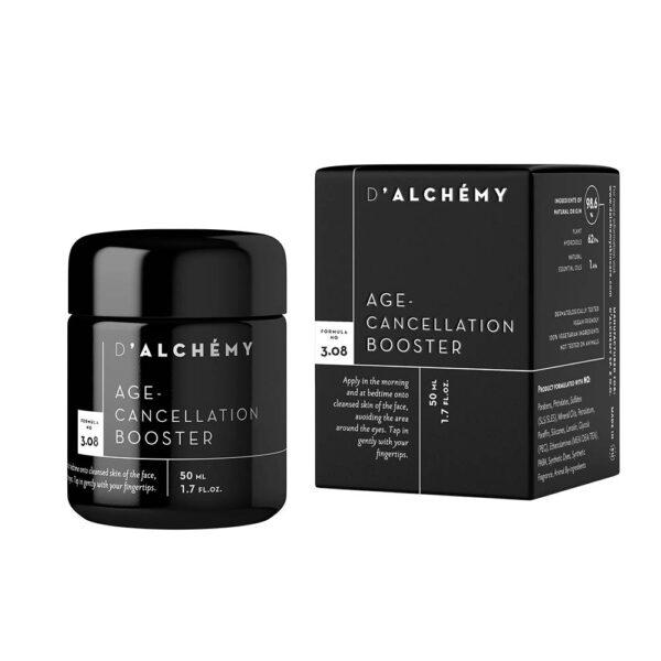 antienvejecimiento para piel grasa y mixta D'Alchemy