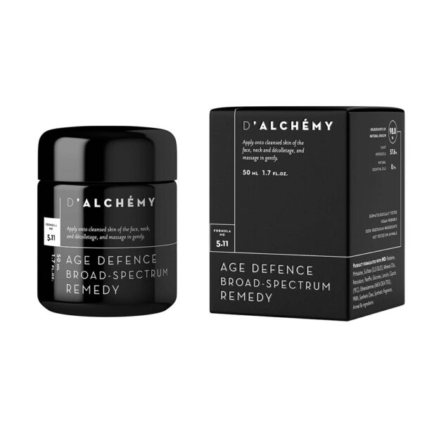 Crema protectora D'Alchemy