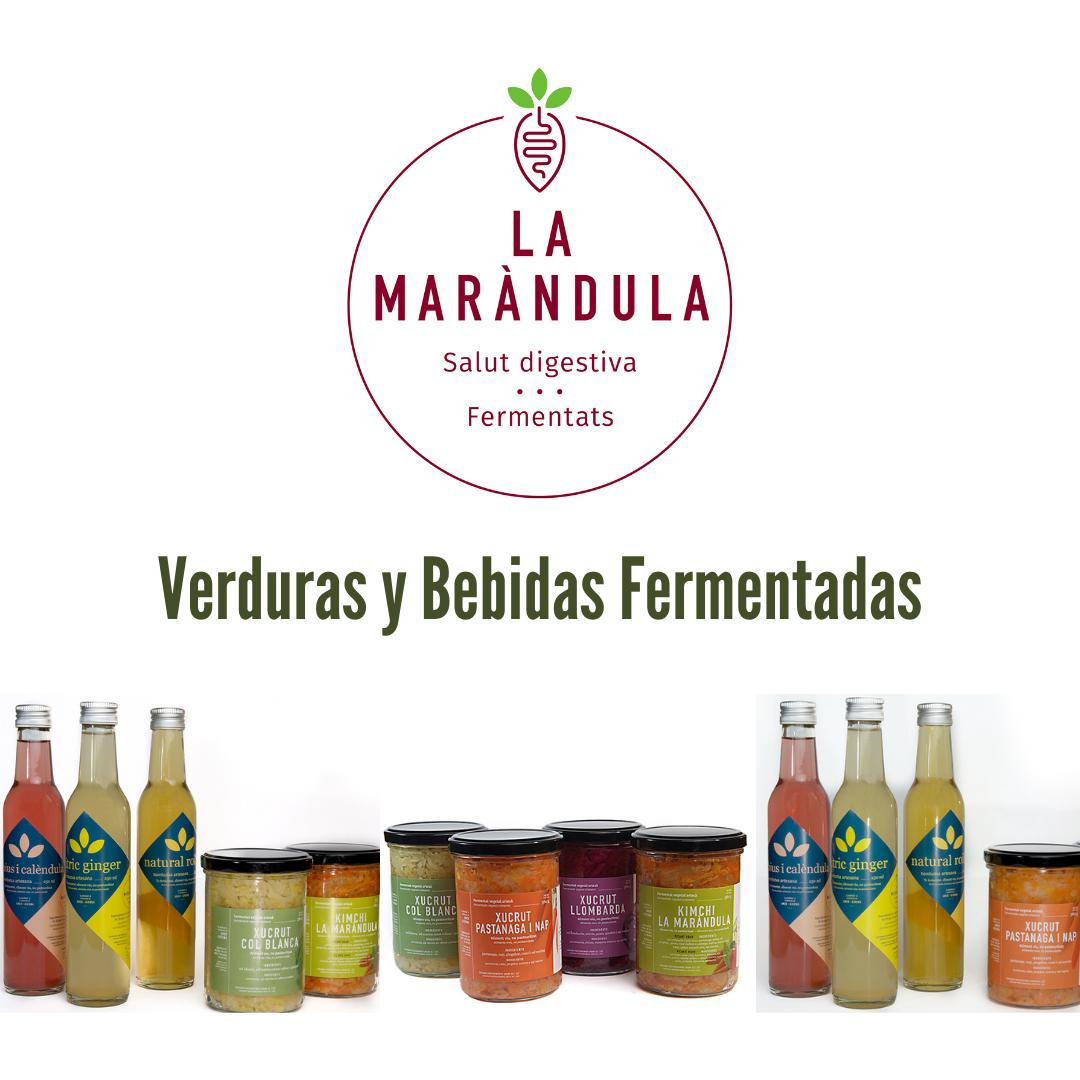 LA MARÀNDULA – VERDURAS Y BEBIDAS FERMENTADAS