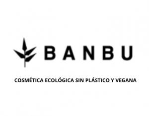 BANBU- COSMÉTICA ECOLÓGICA SIN PLÁSTICO Y VEGANA