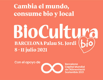 BIOCULTURA: LA FERIA MÁS ORGÁNICA LLEGA A BARCELONA