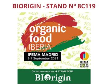 ¡BIORIGIN IBÉRICA S.L CERVEZAS BIO EN ORGANIC FOOD IBERIA!