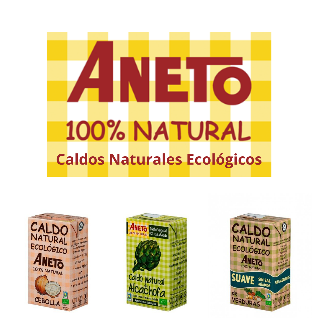 ANETO – CALDO NATURAL ECOLÓGICO